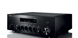 Stereofoniczny Amplituner EISA 2018-2019 – Yamaha MusicCast R-N803D